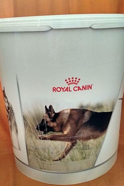 Контейнер для сухого корма Royal Canin Роял Канин пищевой ёмкость пищевая