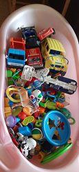 Детские игрушки ванночка