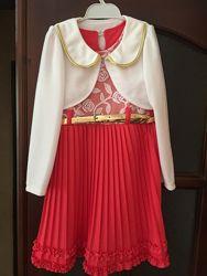Платье с болеро, нарядное платье