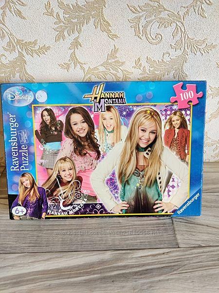 Пазлы Ravensburger Hannah Montana