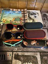 Распродажа Детские солнцезащитные очки с гибкой оправой Polarized