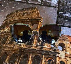 Солнцезащитные стильные очки Sissi polarized