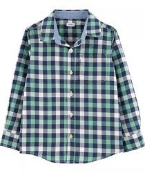 В наличии Рубашка Картерс, 3т. Новая