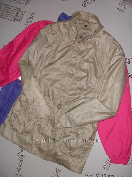 Весенняя легкая куртка barbara lebek
