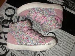 Комфортны тканевые кеды кроссовки ботиночки young dimensions 22 размера