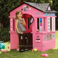Домик для улицы и дома L. O. L. Surprise Little Tikes 650420M