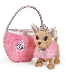 Собачка Chi Chi Love и сумочкой Simba 5893126