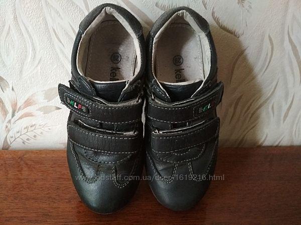 Кожаные туфли-кроссовки Kellaifeng 29 размер