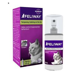 Feliway Феливей спрей для снятия стресса у кошек 20 мл