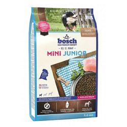 Bosch Mini Junior Бош мини юниор сухой корм для щенков малых пород