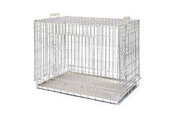 Клетка Лори для транспортировки и содержания собак ВОЛК 2