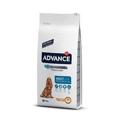 Сухой корм Advance Эдванс Dog Medium Adult 18кг