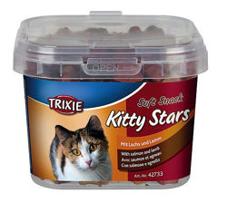 Trixie Soft Snack Kitty Stars 140 г