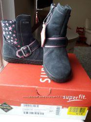 Kожаные ботиночки  Superfit р. 27