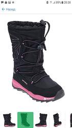 Зимние ботинки сапоги Джеокс, geox р. 28