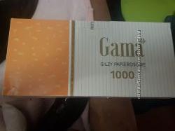 Гильзы для сигарет 1000шт.