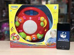 Развивающая музакальная игрушка BeBeLino До-ре-ми Музыкальная панель