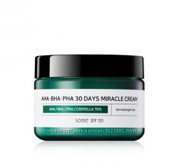 Крем с кислотами Some By Mi AHA-BHA-PHA 30 Days Miracle Cream 50ml