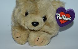 новая мягкая игрушка пушистик puffkins honey swibco 1994 год оригинал сша в