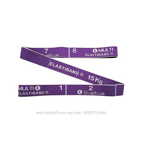 Резина для растяжки Sveltus MultiElastiband 15 кг
