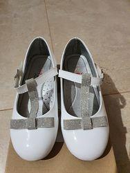 Белые туфли Еvie, 32р