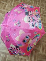 Детский зонтик зонт лол