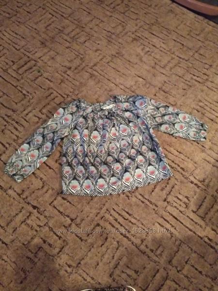 Блуза Bonpoint 4
