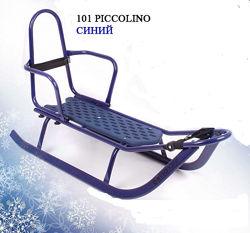Замечательные санки ADBOR PICCOLINO Польша модель 101 и 125.