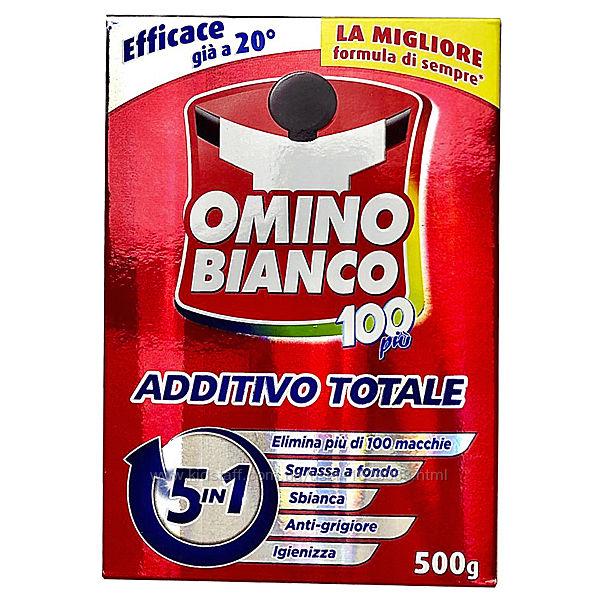 Відбілювач 5в1 Omino Bianco Італія 500г