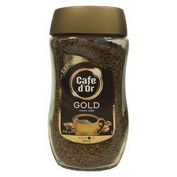 Cafe d&acuteOr Gold кава розчина 200г