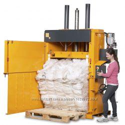 Пресс упаковочное оборудование Пресс макулатурный усилием 32 тонны