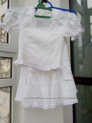 костюм нарядный, хб, р. 158