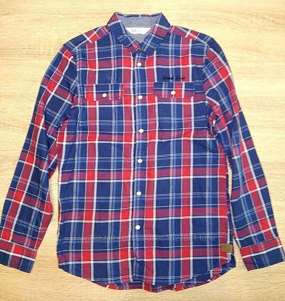 Рубашки для мальчика фирмы H&M