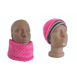 Бафф двуслойный двухсторонний горловик шарф снуд мех 6 цветов теплый яркий