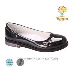 Розпродаж.  Туфлі для дівчаток 32-37р. Tom. m