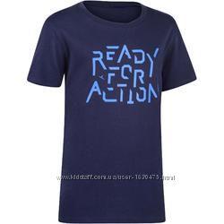 Новая Фирменная Футболка, футболочка Decatlon размеры 5, 6, 12, 14