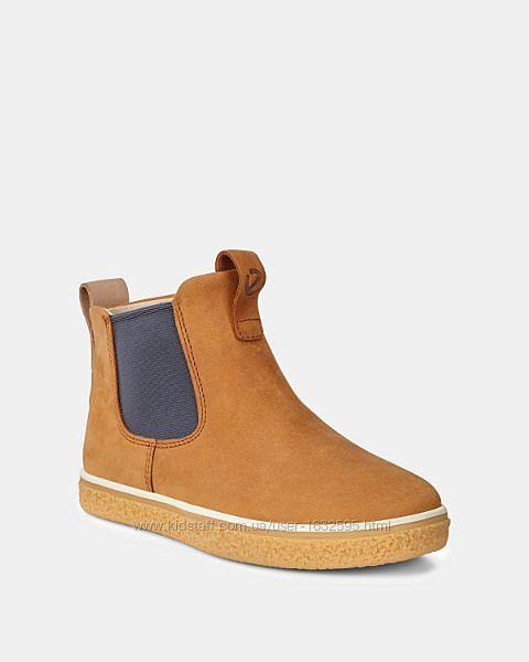 Ecco Crepetray chelsea boots - Верблюд ботинки