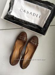 Новые туфли CASADEI. Оригинал