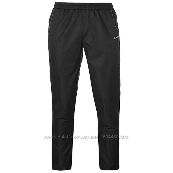 Мужские спортивные штаны Kappa с подкладкой. Оригинал