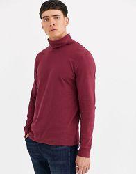 Легкий мужской свитер из эко - хлопка