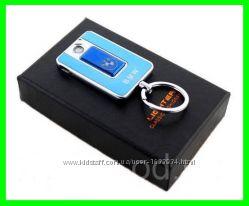 Электрическая USB Зажигалка 2 в 1 брелок - зажигалка