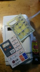 Клавиатура хлебопечки LG HB-201JE