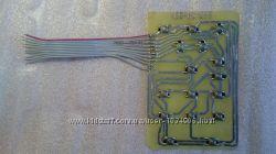 Клавиатура микроволновки Daewoo KOG-6C1B5S
