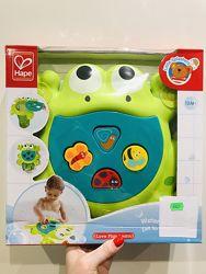 Игровой набор - сортер для ванной bath frog Лягушонок