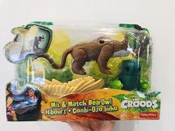 Игровой набор fisher price динозавр