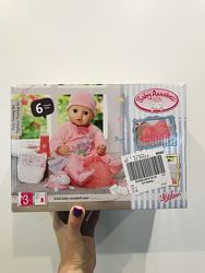 Zapf Creation Горшок для кукол Baby Annabell с аксессуарами