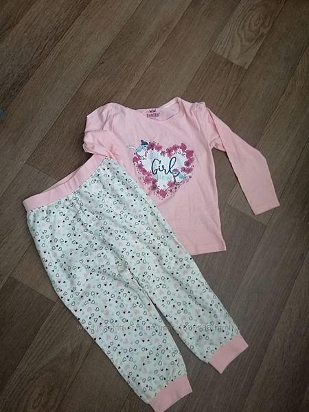 Піжама для дівчинки Lupilu