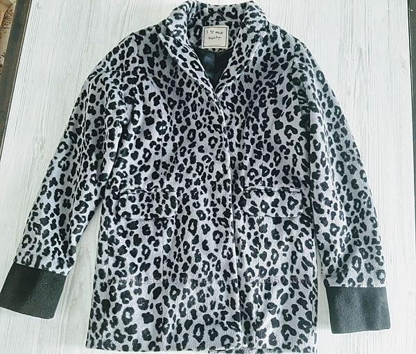 Стильное пальто Next. 6-7 лет