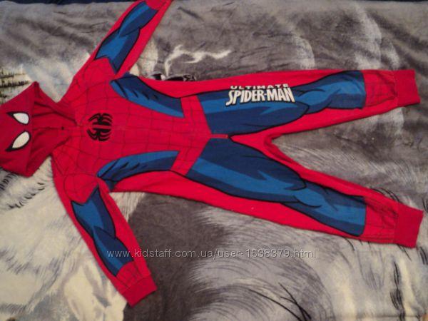 Слипы пижамы человечики спальники секонд хенд мешки от 3 кг. с мульт. героями
