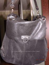 Продам сумку женскую из натуральной замши
